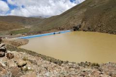 Represa Villa Apacheta Oruro