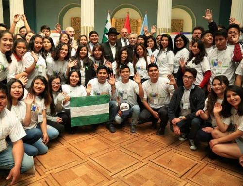 Inicia fase final del Foro Juvenil 2019 sobre multilateralismo y cambio climático