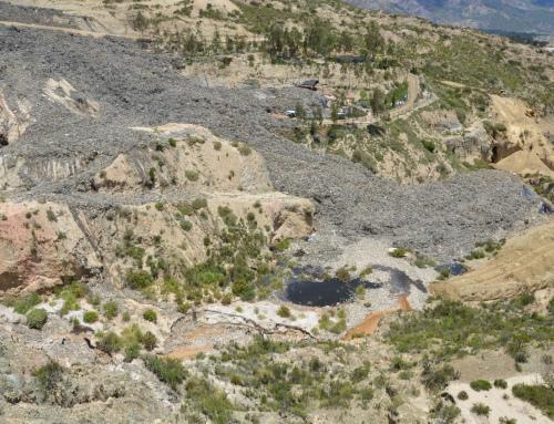 Resultados de auditoría ambiental del relleno de Alpacoma se conocerán en seis meses