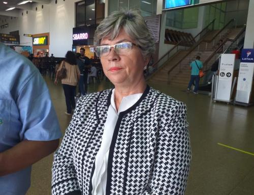 Pinckert convoca a sectores a presentar propuestas para la recuperación de la Chiquitanía
