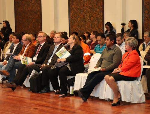 Pinckert garantiza apoyo a municipios para mejorar provisión de agua potable