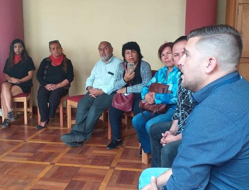 Organizaciones de control social cochabambinas piden apoyo al MMAyA