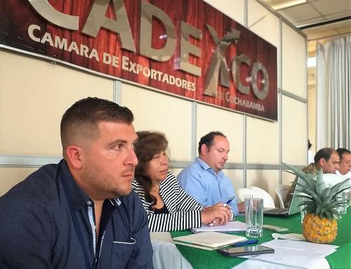 MMAyA y productores cochabambinos de hortalizas acuerdan trabajar por agua