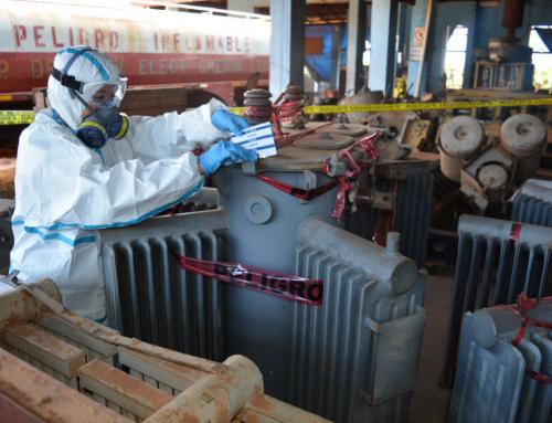 Bolivia avanza hacia la eliminación de peligrosos contaminantes