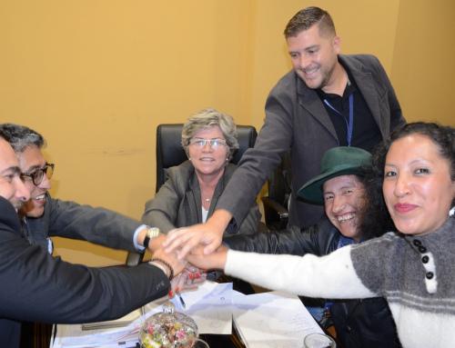 Fondo Indígena se suma al trabajo de restauración de la Chiquitania