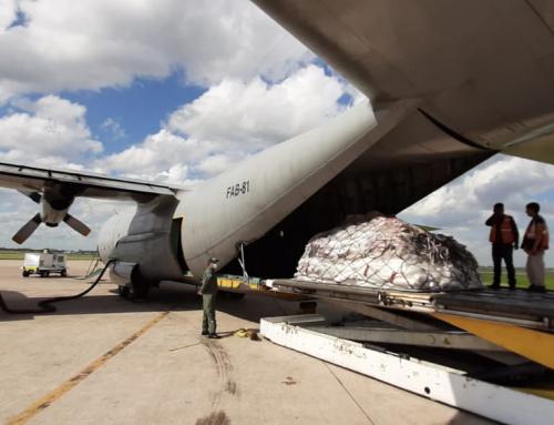 MMAyA canaliza equipos, medicamentos y alimentos para la gente de Pando