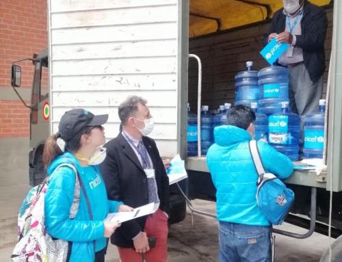 El MMAyA consigue donación de la Unicef para mejorar las condiciones de los bolivianos en Pisiga