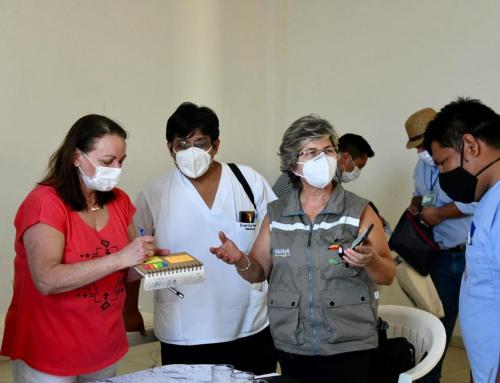 """Autoridades crean """"Comité de Puesta en Marcha"""" para habilitación del área Covid-19 en el hospital de tercer nivel en Montero"""