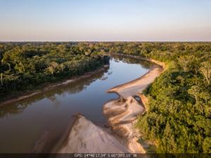 Reserva de la Biosfera y Estación Biológica del Beni (Porvenir Foto: Samsa Sulonen)