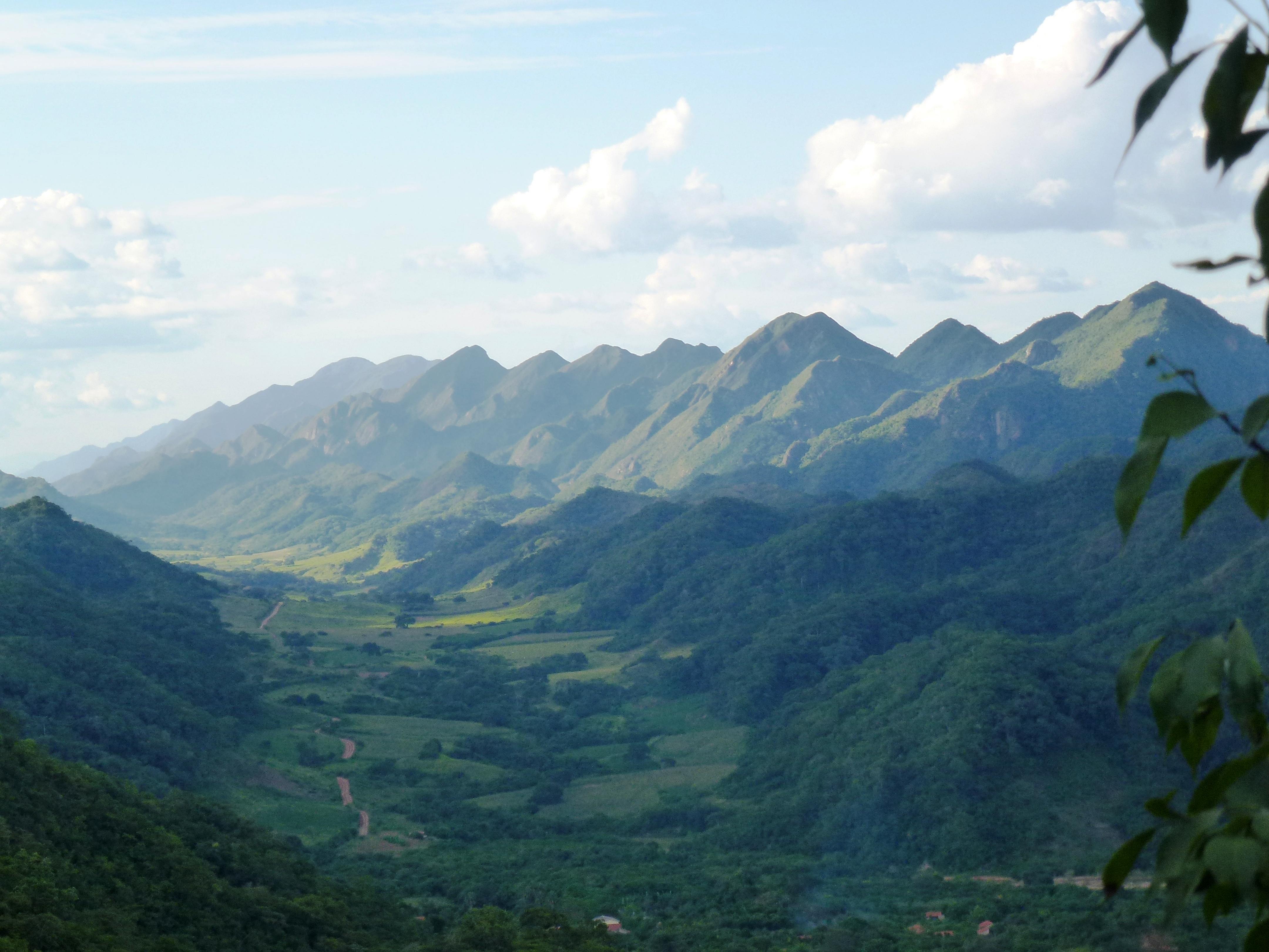 Parque nacional y área natural de manejo integrado Iñao