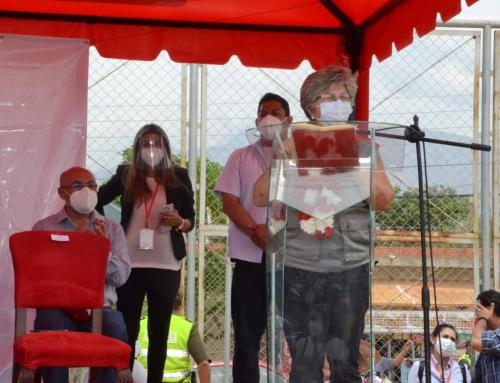 Tarija se beneficia con siete proyectos de agua potable y alcantarillado