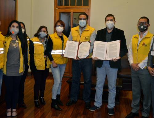 Ministerio de Medio Ambiente y Alcaldía de La Paz firman convenio en favor de la fauna silvestre