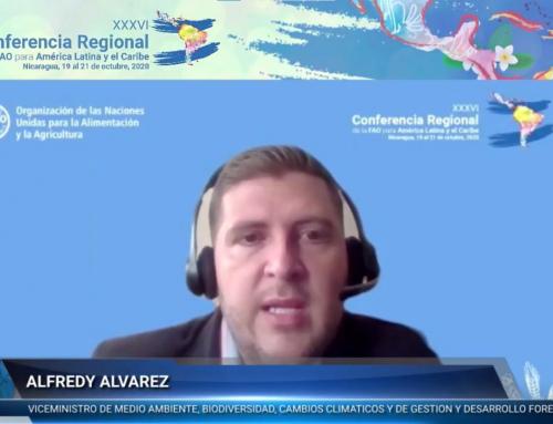Bolivia participa de la conferencia regional para América Latina y el Caribe de la FAO