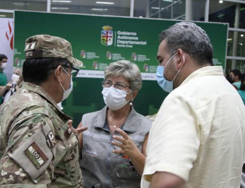 Comité de Crisis seguirá trabajando de forma permanente para poder proteger las vidas humanas y el medio ambiente