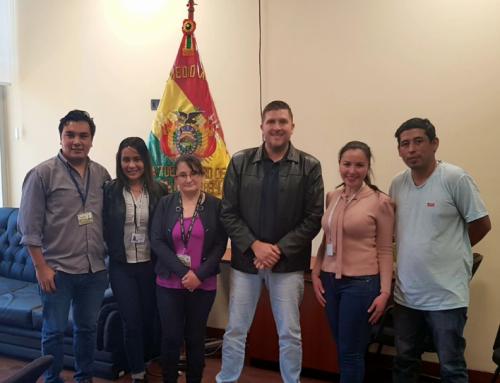 Ministerio de Medio Ambiente y Agua participó del lanzamiento virtual del Proyecto RAEE – Bolivia