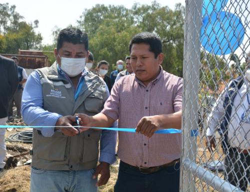 Cochabamba se beneficia con 18 nuevas estaciones meteorológicas