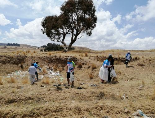 """Ministerio de Medio Ambiente y Agua organiza el """"Chaski Ambiental"""" retomando actividades con Municipios"""
