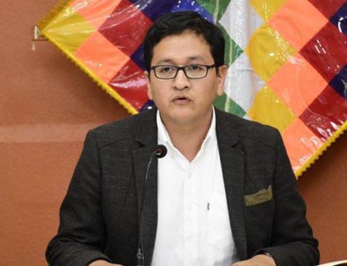 """VICEMINISTRO TERRAZAS: """"EL APARATO PRODUCTIVO DEL PAÍS NO SE PARALIZARÁ"""""""