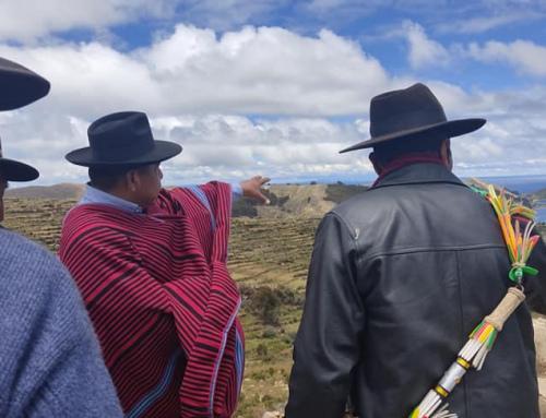 MINISTERIO ATIENDE DEMANDAS Y NECESIDADES  DE LA COMUNIDAD YUMANI EN EL MUNICIPIO DE COPACABANA