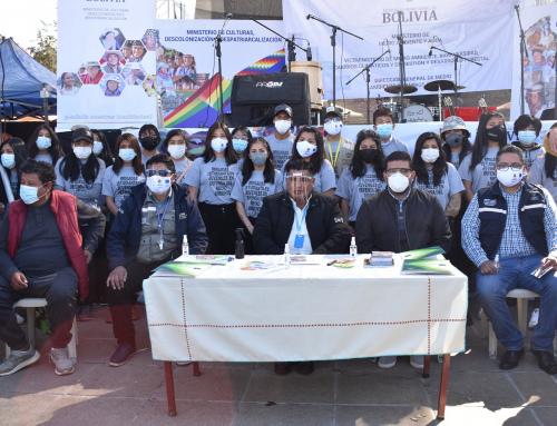 Feria del Día Mundial del Medio Ambiente, reunió a entidades dependientes del MMAyA que trabajan constantemente por su cuidado y preservación