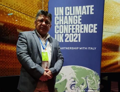 Ministro de Medio Ambiente Juan Santos Cruz participa de la Reunión de Ministros convocada por el Reino Unido Conferencia de las Naciones Unidas sobre el Cambio Climático COP26