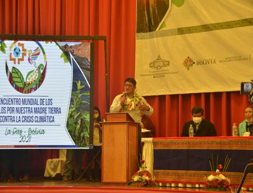 Bolivia establece propuestas contra el Cambio Climático rumbo a la COP26