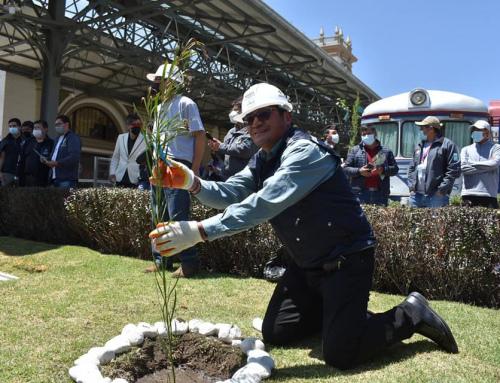 Gobierno Nacional inicia campaña de Forestación y Reforestación a nivel nacional