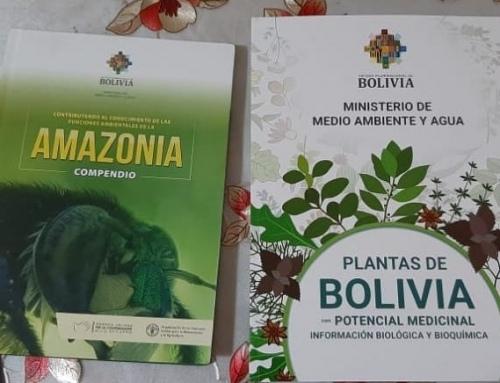 Ministerio de Medio ambiente presenta dos publicaciones de investigaciones en el marco del mes aniversario del departamento de Pando